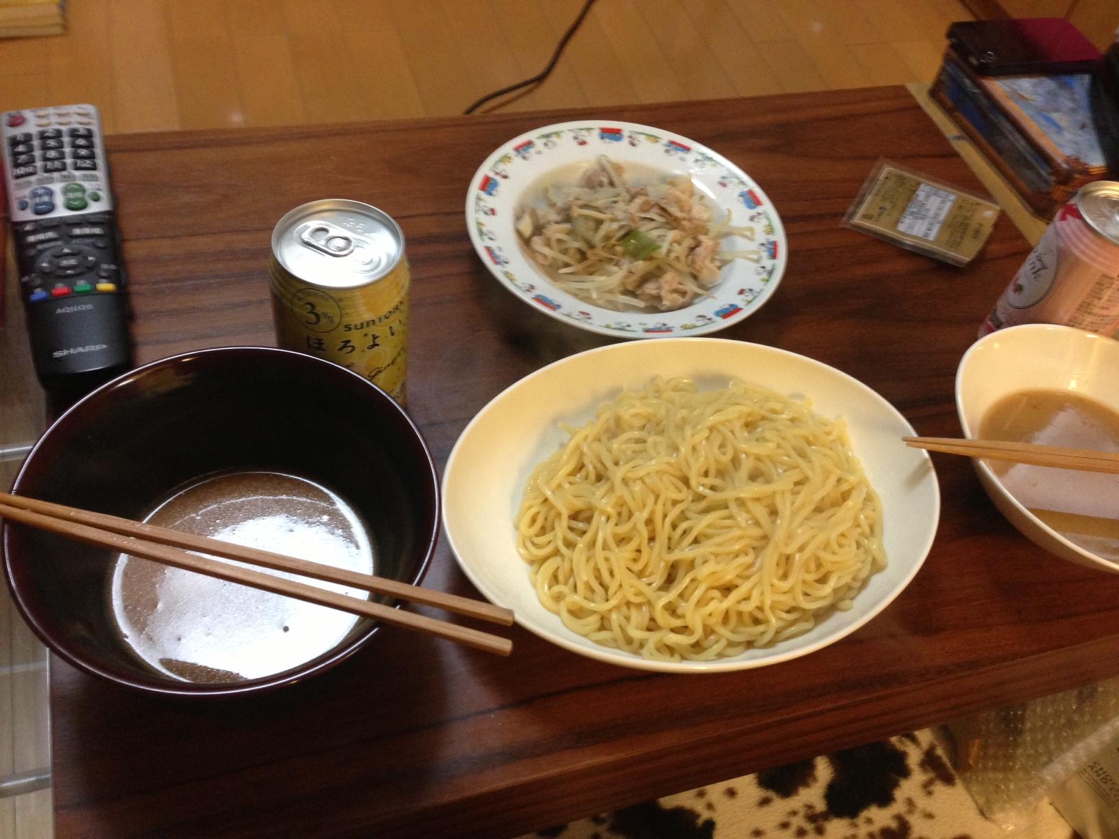 【Vol.134】珍しく料理をしてみました