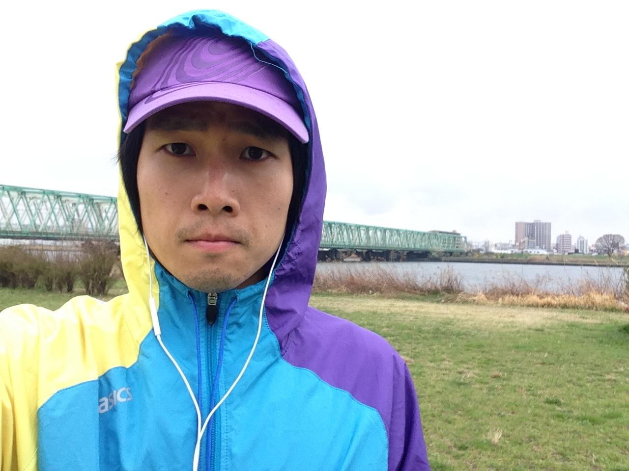 川沿いをひたすら往復!マラソンに必要な心を鍛えられる大会。
