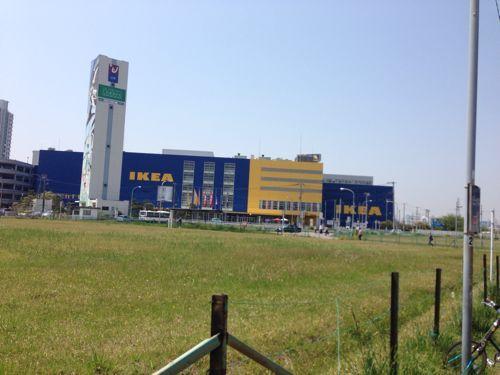 IKEAは新生活を想像させる能力に富んでいた。