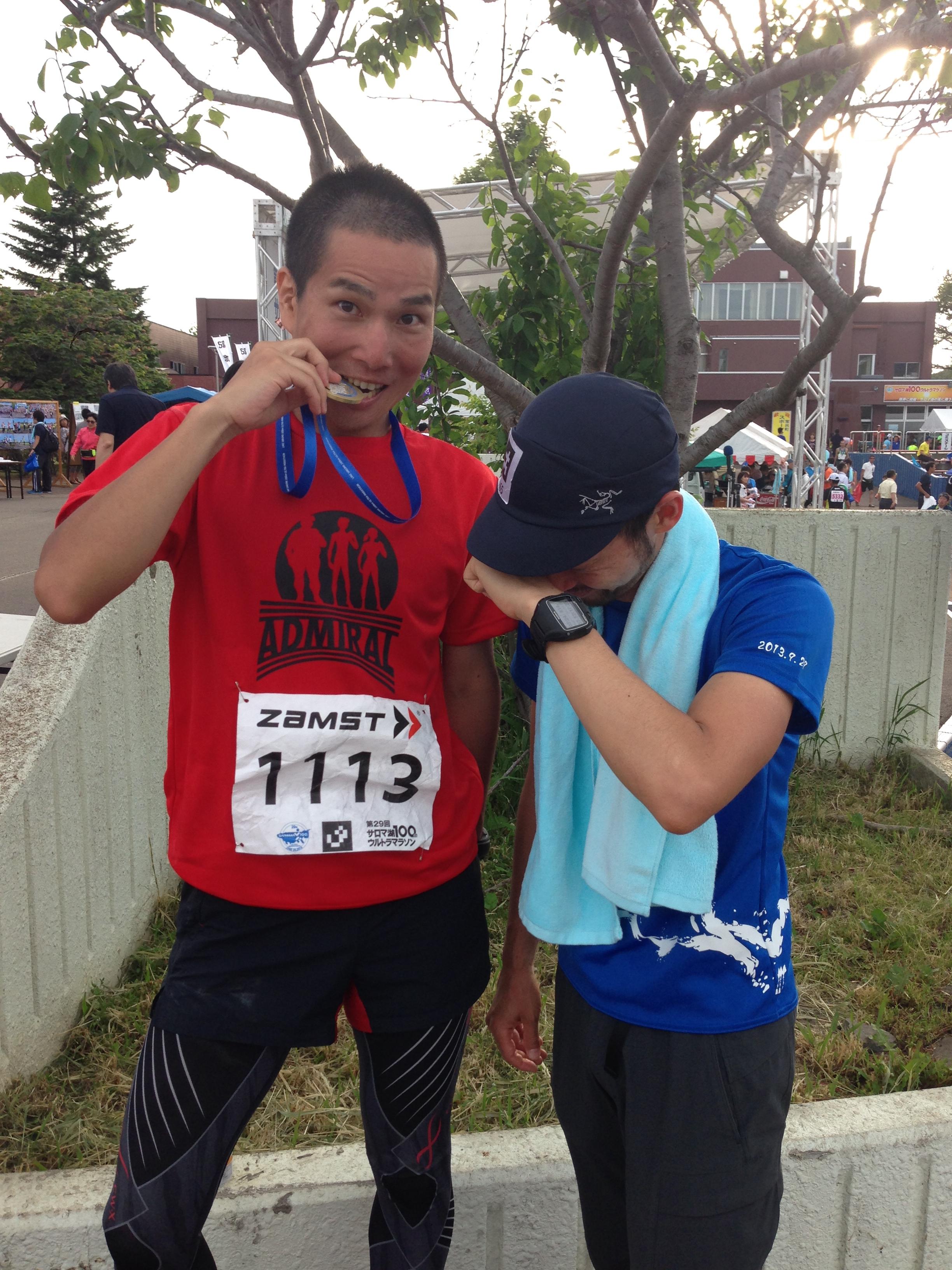 タイムを狙え!第29回サロマ湖100kmウルトラマラソン完走記その10。