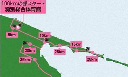 タイムを狙え!第29回サロマ湖100kmウルトラマラソン完走記その4。