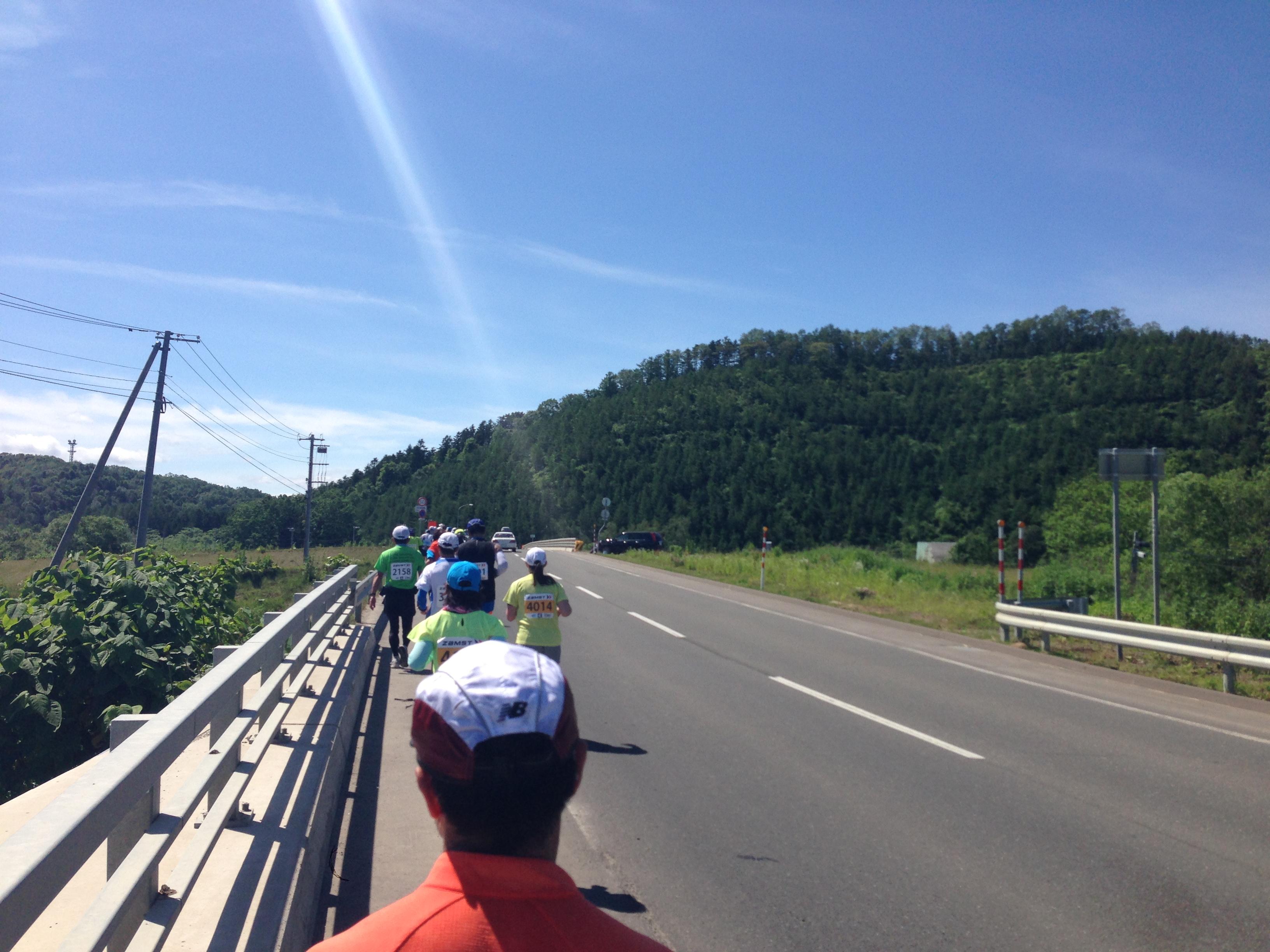 タイムを狙え!第29回サロマ湖100kmウルトラマラソン完走記その6。