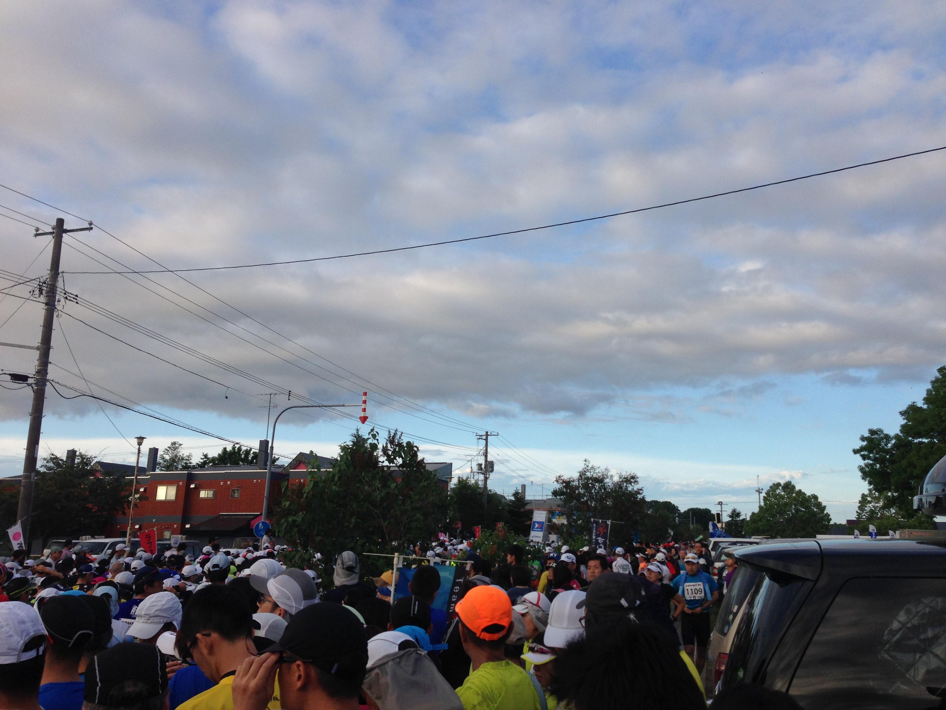 タイムを狙え!第29回サロマ湖100kmウルトラマラソン完走記その3。