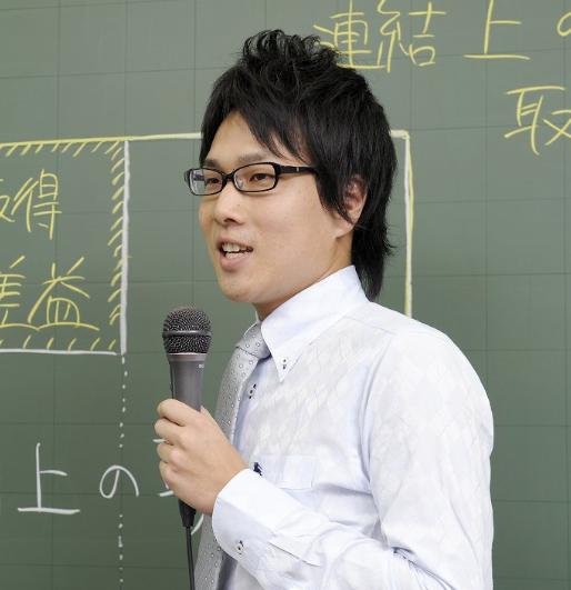 講師は常に超一流であるべき。