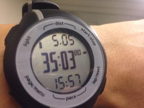 12月300kmラン&体重60kg切りプロジェクト3日目