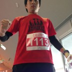 第4回伊豆大島マラソン!腸脛靭帯炎の再発でつらく苦しい42.195kmに。その2