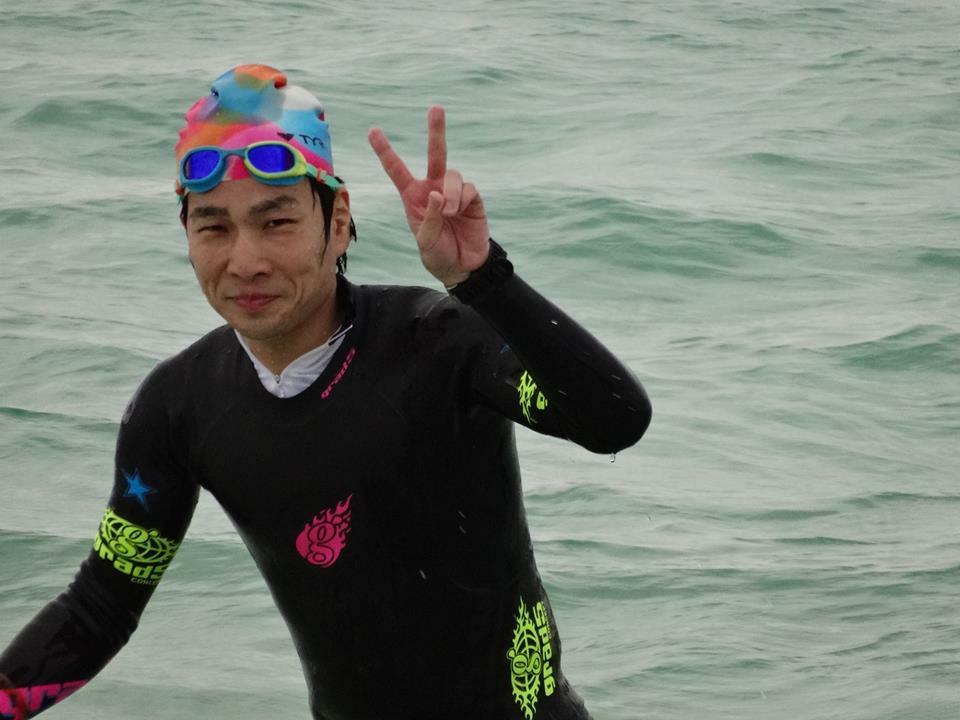 Road To Triathlete~第1回久米島トライアスロンでトライアスリートになったカナヅチ男の物語その18~レース編その7