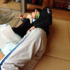 Road To Triathlete~第1回久米島トライアスロンでトライアスリートになったカナヅチ男の物語その25~レースのあと編