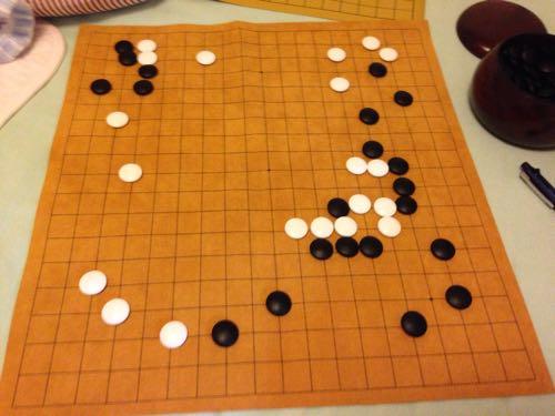 3ヶ月で囲碁初段を目指します!その理由を書き留めておこう。