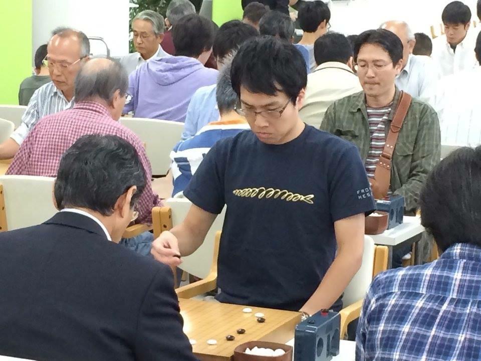 たった3ヶ月で囲碁初段!初段への道程その14~関兵馬先生の弟子と勝負~