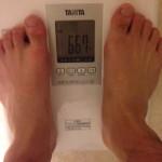 重すぎる体をなんとかしないとまずいので目標を立てておきます。