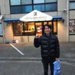 宮崎旅行記その5~青島太平洋マラソン2015。サブ3.5ランナーはレース前には特に何もしていません。