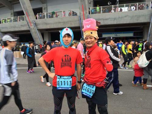 青島太平洋マラソン2015の敗因分析。応援が多すぎるのも困りもの!?
