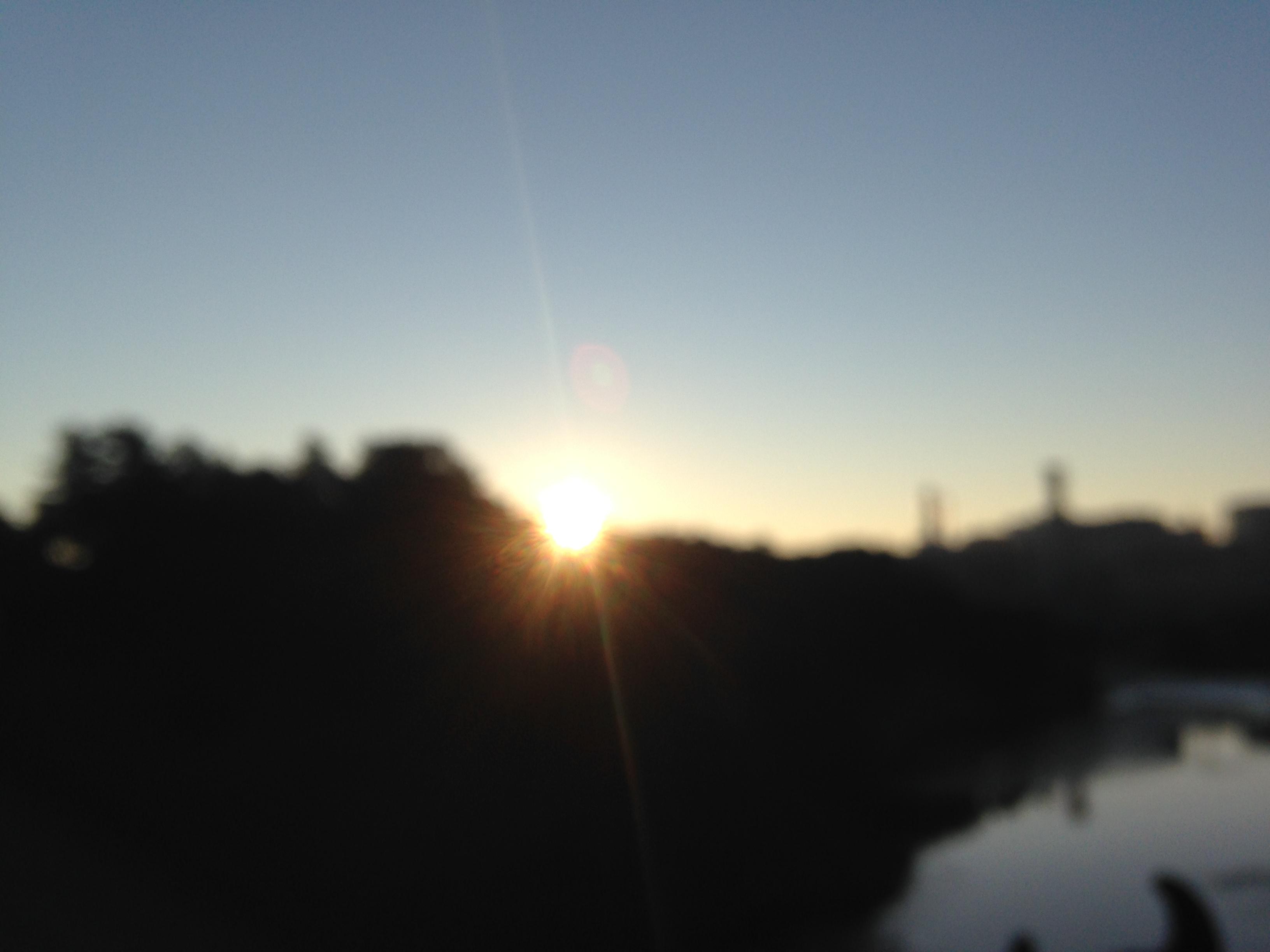 ランナーは元旦こそ走るべし。初日の出皇居ランは最高に気持ちいい。