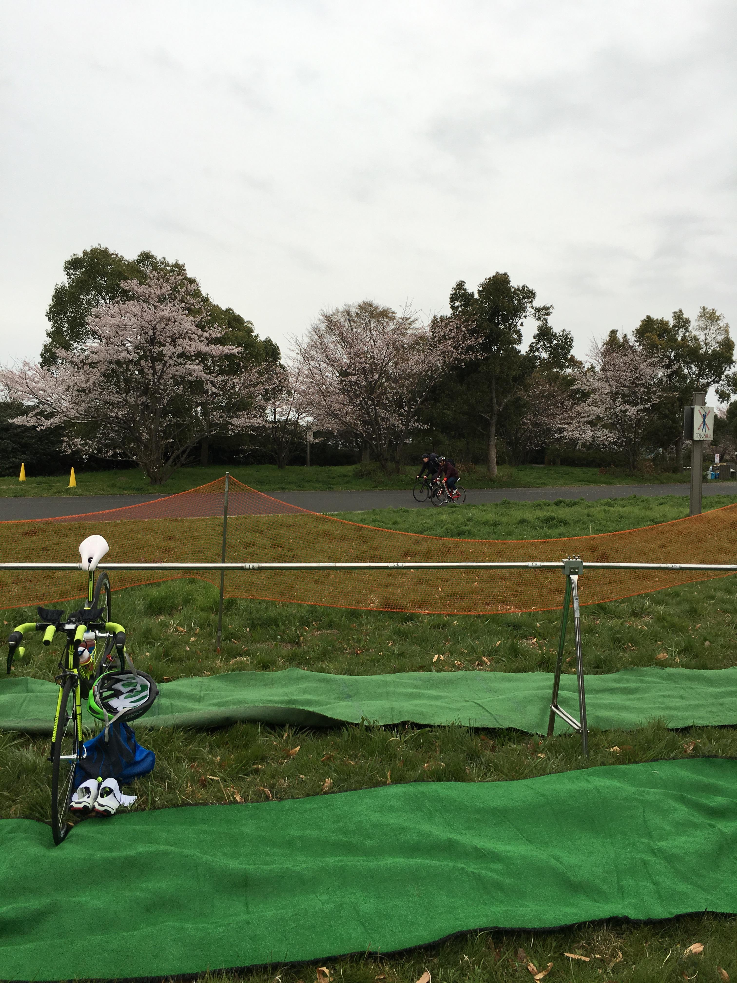 バイクトレーニングのオススメスポット~埼玉県の彩湖・道満グリーンパーク~