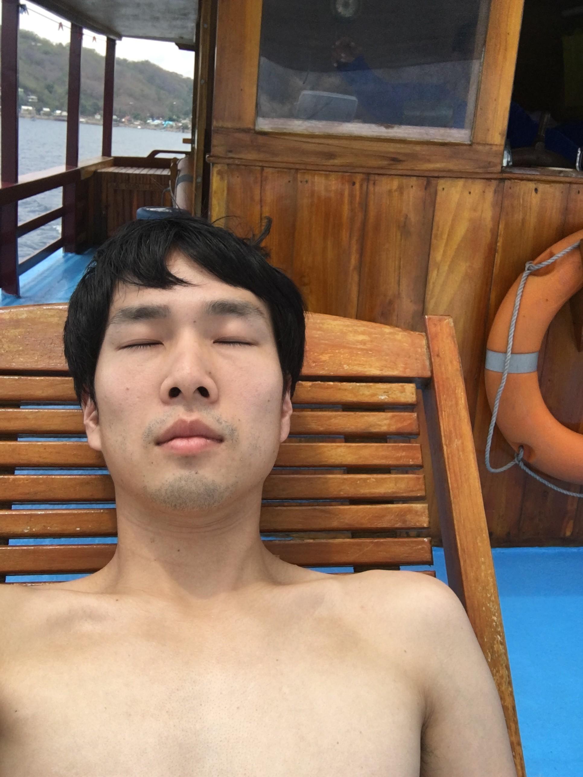 インドネシア、コモド島クルーズの話~ダイビングとMGとコモドドラゴン~その4