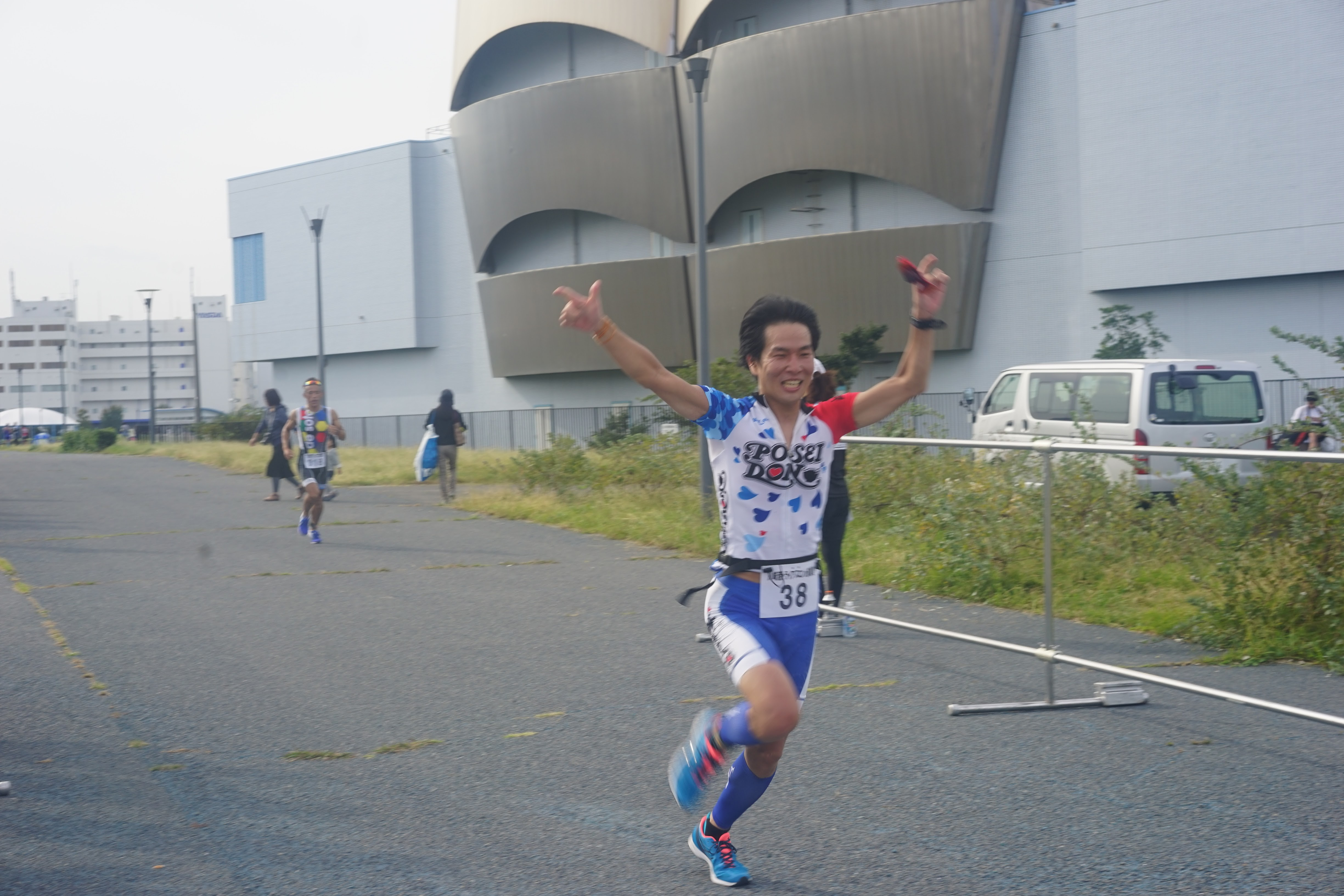 2016東扇島トライアスロン完走記その5~ランでまさかの悔しい体験~