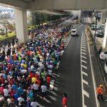 神奈川マラソン(ハーフ)レビュー。走りやすくオススメ!