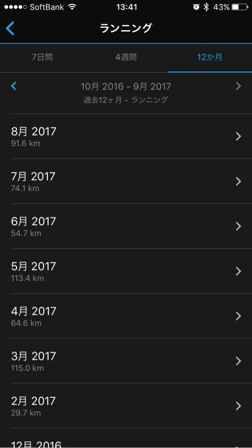 富士登山競走2017惨敗記。原因を探る(3)