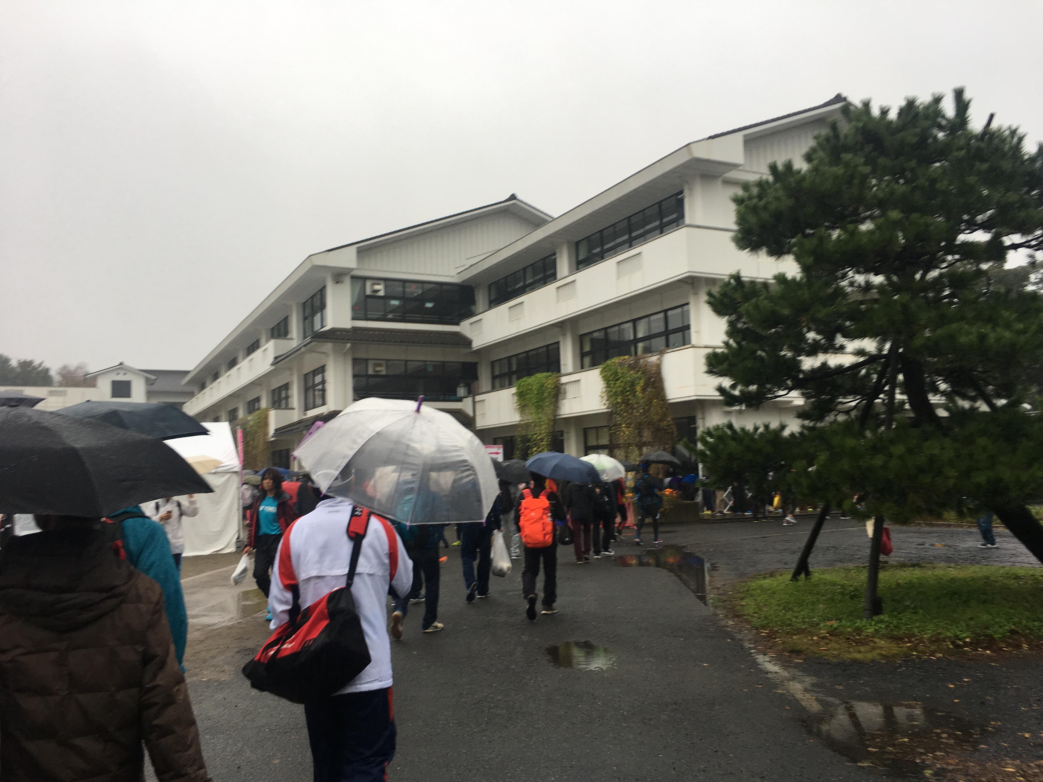 第2回水戸黄門漫遊マラソン完走記②~スタートからハーフまで~
