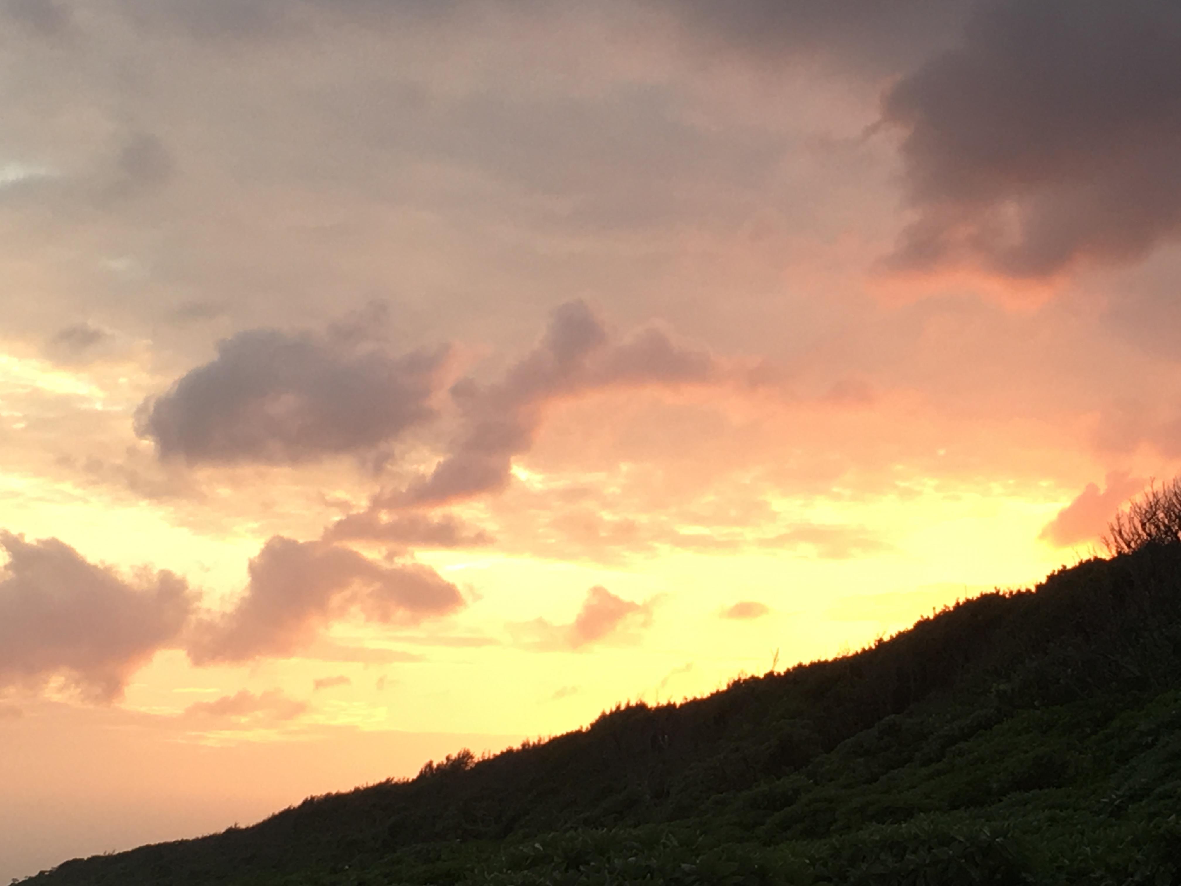きっと夢も「叶」う。久高島での奇跡の1枚。